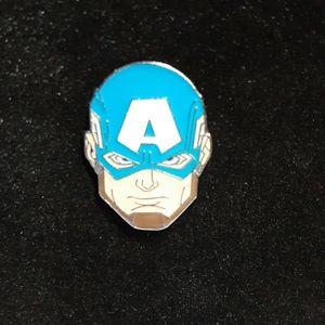 Disney Captain America Pin